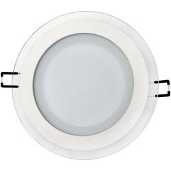 Светодиодный светильник встраиваемый 12W 4200К Белый (HL688LG)