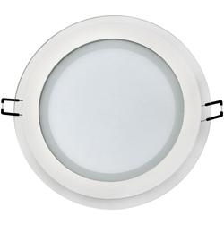 Светодиодный светильник 15W 6400К 220-240V SMD LED 10шт белый (HL689LG)