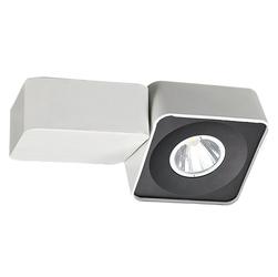 Светодиодный трековый однофазный светильник 23W 4200K Белый (HL826L)