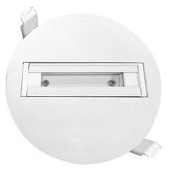 Встраиваемый шинопровод однофазный Белый (098-001-0001)
