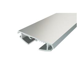 Профиль накладной алюминиевый LC-LP-1970-2 Anod М-120