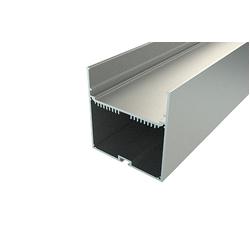 Профиль накладной алюминиевый LC-LP-7774-2 Anod