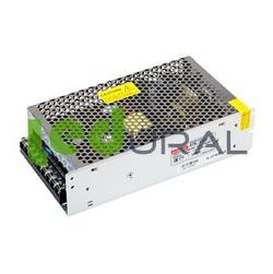 Блок питания HTS-200M-24 (24V, 8.3A, 200W) (ARL, IP20 Сетка, 3 года)