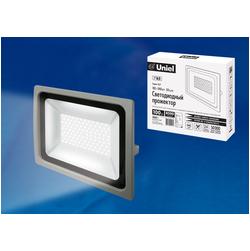 ULF-F16-100W/NW IP65 185-240В SILVER Прожектор светодиодный. Белый свет.