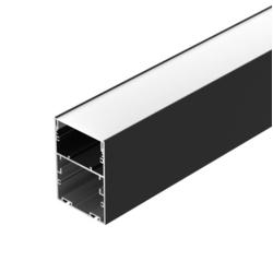 Профиль ARH-LINE-6085-2000 BLACK (ARL, Алюминий)