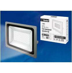 ULF-F16-150W/NW IP65 185-240В SILVER Прожектор светодиодный. Белый свет.