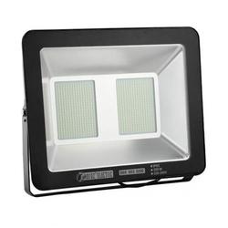Светодиодный прожектор 200W 6400K Черный (HL176L)