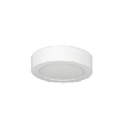 Панель светодиодная круглая NRLP-eco 12Вт 230В  4000К 840Лм 170мм белая накладная IP40