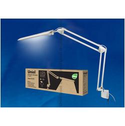 TLD-525 White/8W/Светильник настольный на струбцине LED