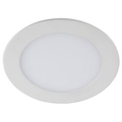 LED 1-9-6K Светильник светодиодный круглый LED 9W 220V 6500K (30/720)