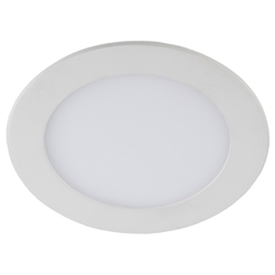 LED 1-18-6K Светильник светодиодный круглый LED 18W 220V 6500K (20/280)