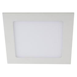 LED 2-9-6K Светильник светодиодный квадратный LED 9W 220V 6500K (30/630)