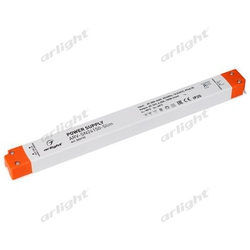Блок питания ARV-SN24150-SLIM-PFC-B (24V, 6,25A, 150W) (ARL, IP20 Пластик, 3 года)