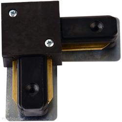 096-002-0002 Соединитель шинопровода угловой Черный