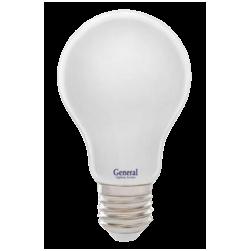 Светодиодная лампа GLDEN-A60S-M-10-230-E27-2700 10Вт E27 2700K матовая