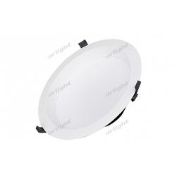 Светильник IM-280WH-Cyclone-40W White (ARL, IP40 Металл, 3 года)
