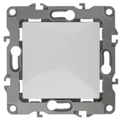 Переключатель, 10АХ-250В, белый, 12-1103-01
