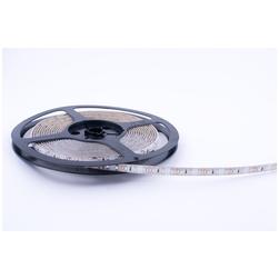 Светодиодная влагозащищенная лента стандарт SMD 3528, 120 LED/м, 9,6 Вт/м, 12В, IP65, Цвет: Зеленый
