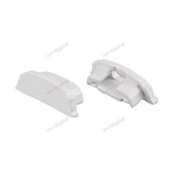 Заглушка ARH-BENT-W18 глухая (ARL, Пластик)