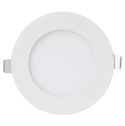 Панель светодиодная круглая RLP-eco 8Вт 4000К 640Лм 120/105мм белая IP40