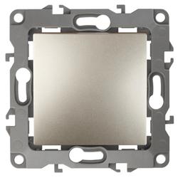 Выключатель, 10АХ-250В, бронза, 12-1101-13