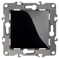 Переключатель промежуточный, 10АХ-250В, чёрный, 12-1108-06