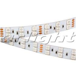 Светодиодная разноцветная RGB лента RT 2-5000 24V RGB 2X2 (5060, 600 LED, LUX)