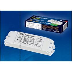 USW-901 Диммер- преобразователь универсальный для управления светодиодными лентами 12/24B с помощью тиристорного регулятора. Максимальная мощность: 12В - 180Вт, 24В — 360Вт.