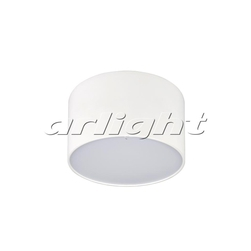 Светильник SP-RONDO-120A-12W Day White (ARL, IP40 Металл, 3 года)