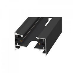 UBX-Q121 KS2 BLACK 300 POLYBAG Шинопровод осветительный, тип К. Однофазный. Черный. Длина 3 м.