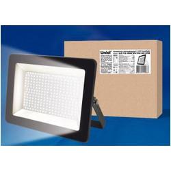 ULF-F18-200W/DW IP65 200-240В BLACK Прожектор светодиодный. Дневной свет (6500K). Корпус черный.