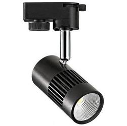 HOROZ 018-008-0008 HL836L Светодиодный трековый светильник однофазный 8W 4200K 600ЛМ 55° IP20 Черный