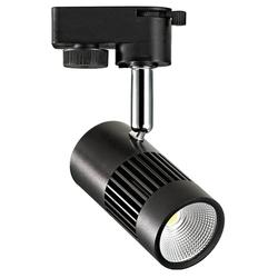 HOROZ 018-008-0013 HL837L Светодиодный светильник СПОТ трековый однофазный 13W 4200K 987ЛМ 55° IP20 Черный