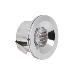 016-004-0003 Светодиодный светильник встраиваемый 3W 4200К Хром
