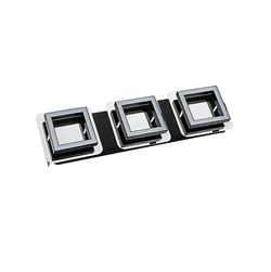 036-007-0003 Светодиодный светильник потолочный 3*5W 4000K Хром