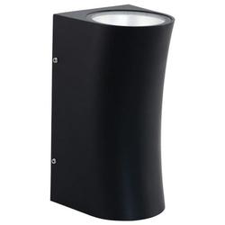 076-009-0012 Светодиодный садовый светильник 12W 4200K Черный