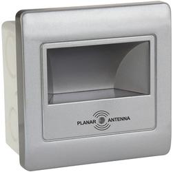 079-026-0002 Лестничный светильник с датчиком движения 2W 4200 Серебряный