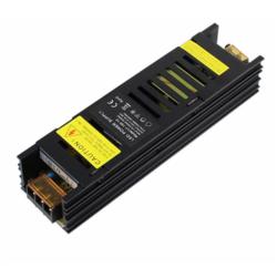 Блок питания LU 150W 12V узкий Black