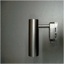 018-010-0003 Светодиодный трековый светильник 3W 4200K Серебро