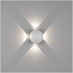 Настенный светильник  Белый 4Вт 4000 54 GW-A161-4-4-WH-NW