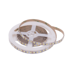 Лента светодиодная SG SMD 2835, 120 LED/м, 24 Вт/м, 220В , IP67, (1 бухта = 50м) Цвет: холодный белый