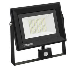 HOROZ 068-009-0050  Светодиодный прожектор 50 Вт с датчиком движения 6400K  220-240V Черный