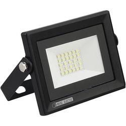 HOROZ 068-008-0020  Светодиодный прожектор 20W 6400K  220-240V Черный