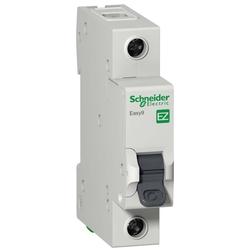 Автоматический выключатель EASY 9 1P 25A C 4,5 кА