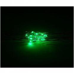 HOROZ 080-001-0004 10М 4W4.5V Зеленый  Светодиодные новогодние гирлянды