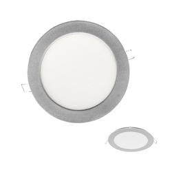 Панель светодиодная RLP-0342 3Вт 160-260В 4000К 90/75мм алюминий (Р)