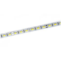 Светодиодная линейка 100см SMD5630 72шт/м (с 3М скотчем) 45-50Lm/LED 6000K-7000K eco