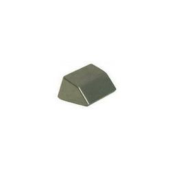 Торцевая заглушка V-0003 для LV-SEV-1 (V-LINE) правая, серебр. (Р)