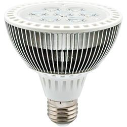 Лампа светодиодная, 7LED(7W) 230V E27 4000K, LB-601 (Р)