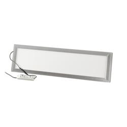 Светодиодный потолочный светильник LP-01-standard 36Вт 4000К 3000Лм 1195х295х11мм без ЭПРА БЕЛАЯ IP40